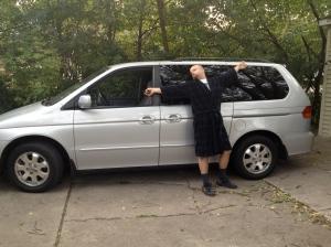 Minivan Man